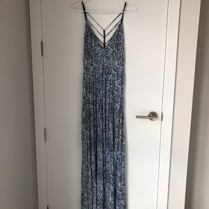 Urban Outfitters Blue Maxi Dress